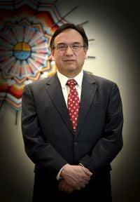 Raymond Burns - President