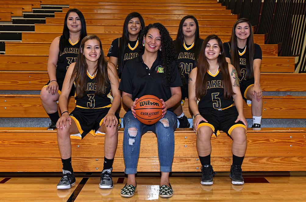 Basketball women's team