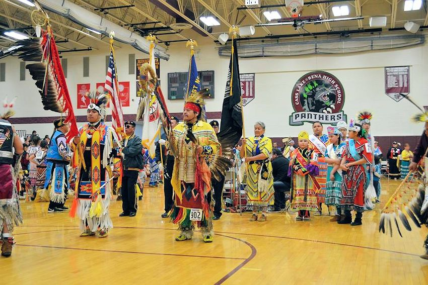 Leech Lake Tribal College Traditional Powwow