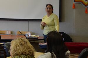 Lunch & Learn presentation.