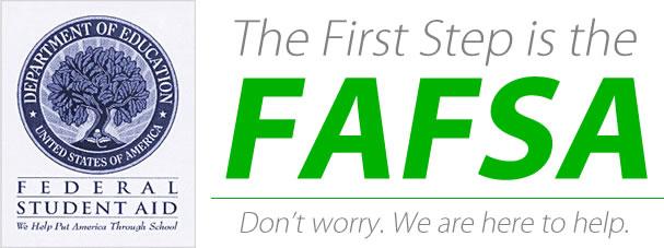FAFSA - Federal Student Aid Logo