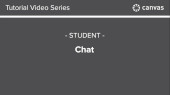 Canvas - Student Chat